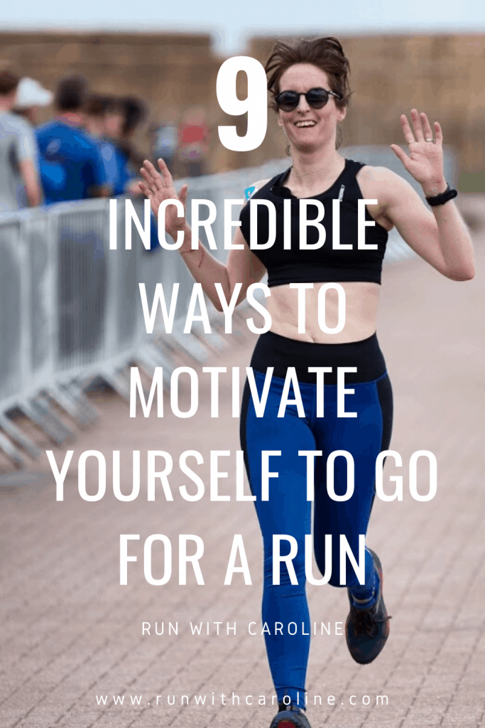 motivate yourself to go for a run