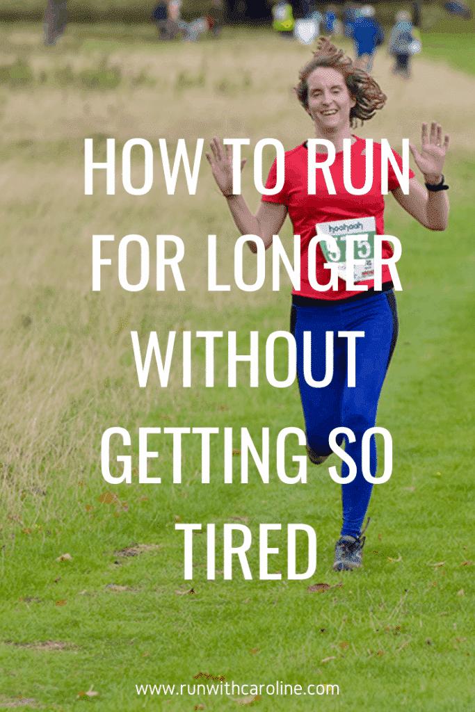 how to run for longer