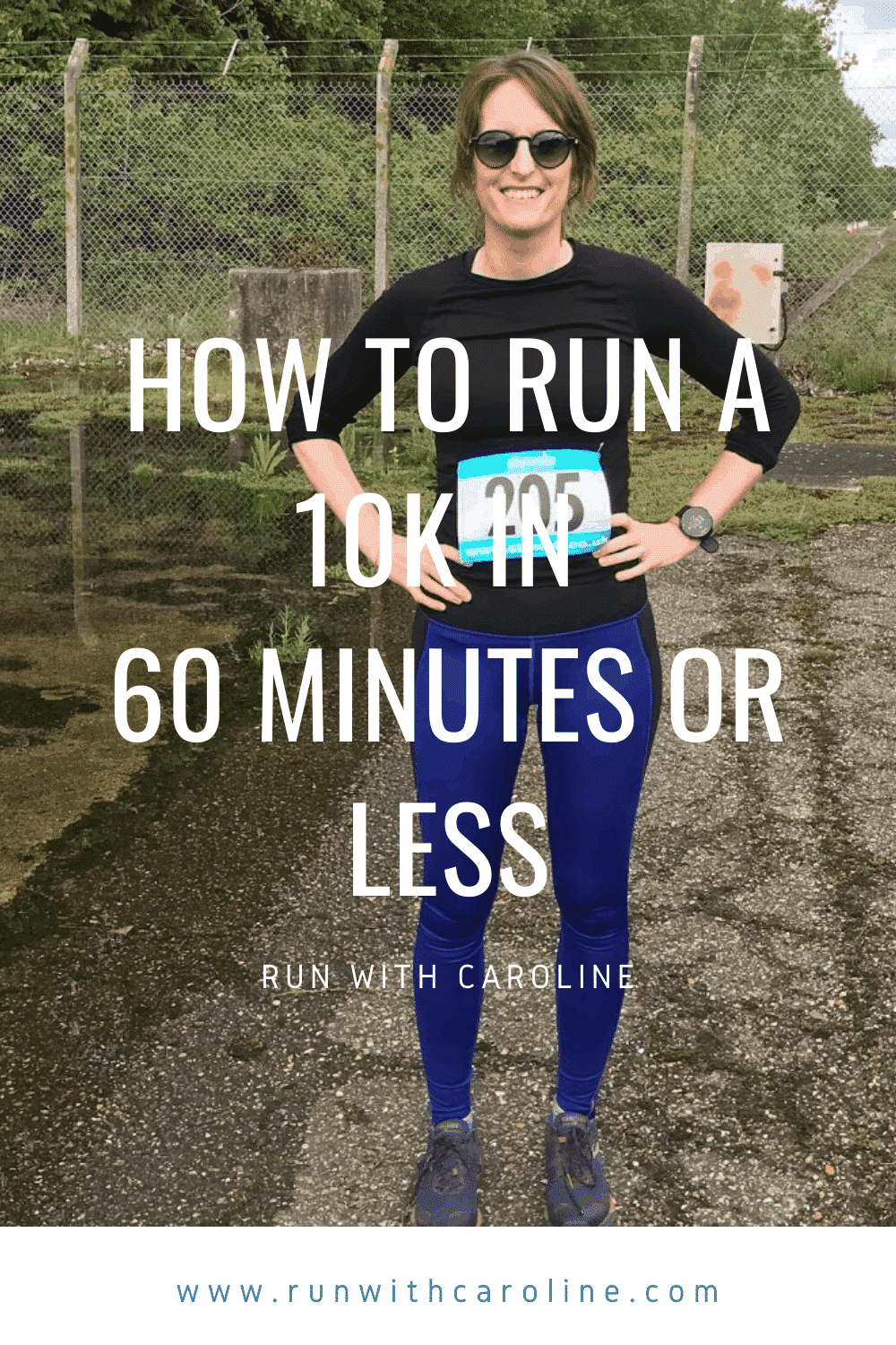 how to run a faster 10k