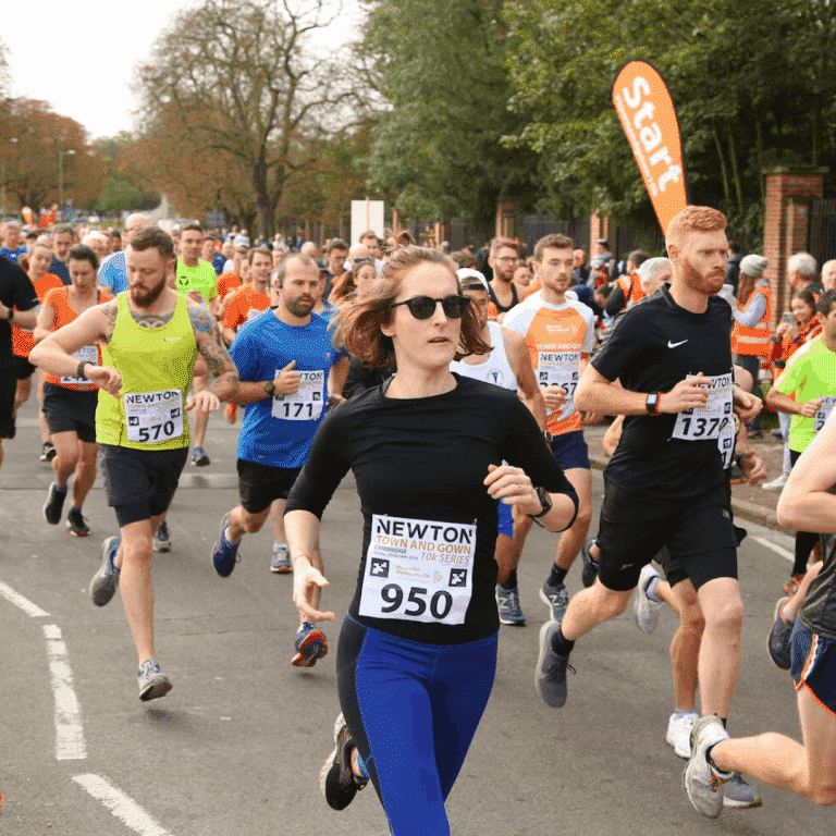Top 5 secrets to running faster for longer