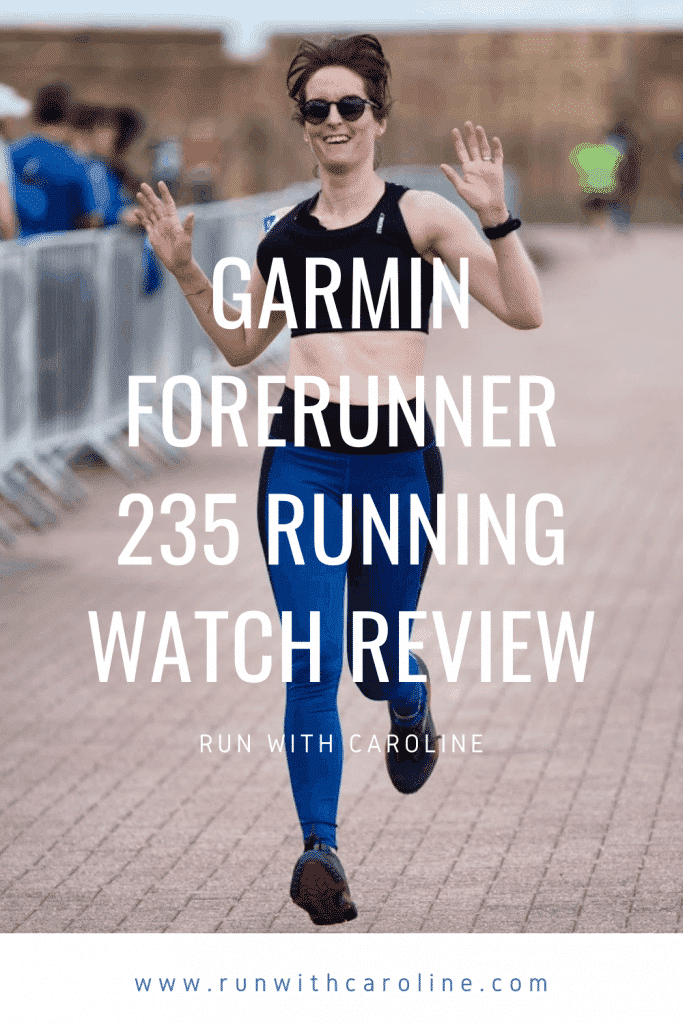 Garmin Forerunner 235 running watch review