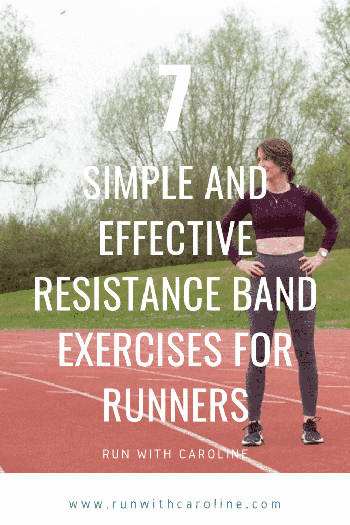 resistance band exercises for runners