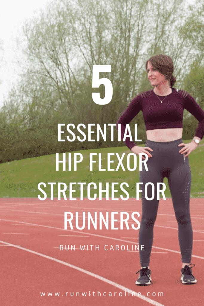 hip flexor stretches for runners